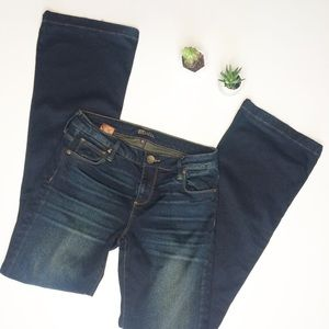 Kut from the Kloth Size 6 Dark Wash Flare Jeans